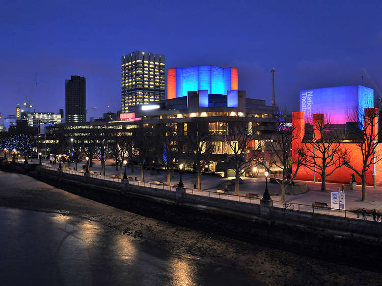Discover drama (and comedy) at the National Theatre