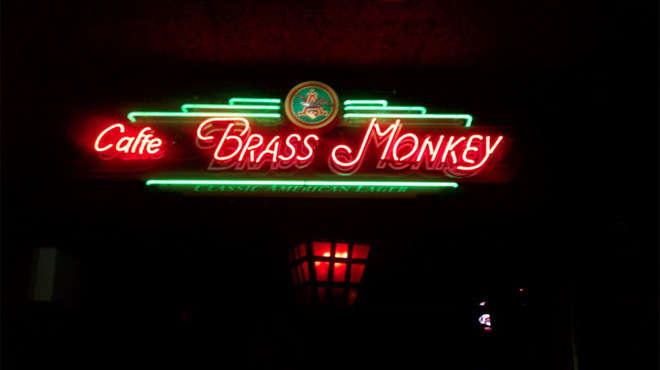 Brass Monkey