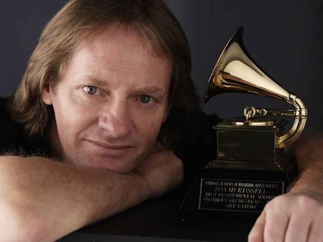 Mestres de la Guitarra al Palau: David Russell