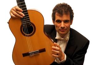 Mestres de la guitarra al Palau: Àlex Garrobé