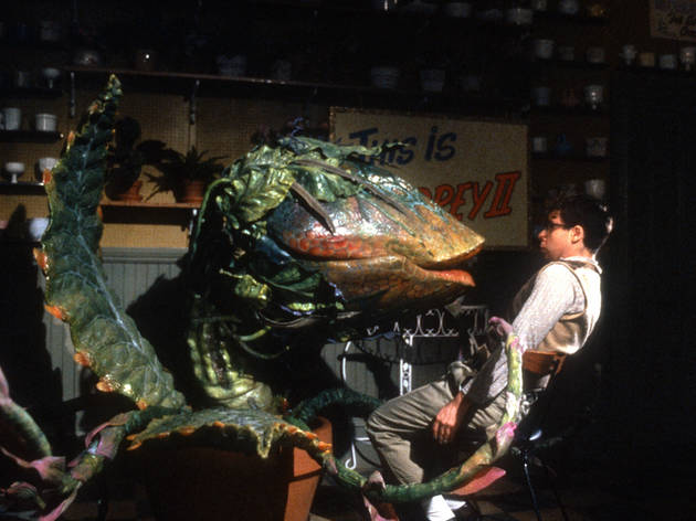 See 'Little Shop of Horrors' on Halloween in Millennium Park