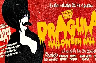 Dragula Halloween Ball