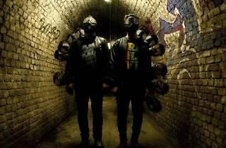 Cyberpunkers + Nighty Max