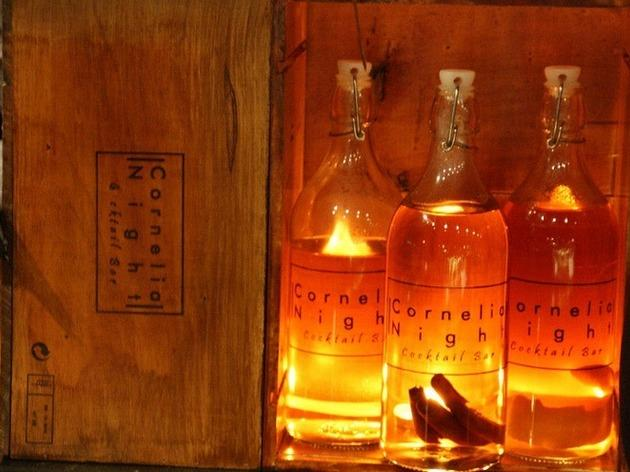Cornelia Night Cocktail Bar