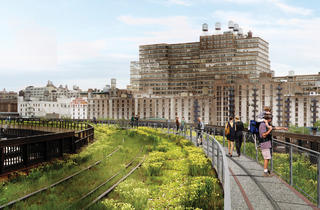 (Image: James Corner Field Operations/Diller Scofidio + Renfro/courtesy Friends of the High Line)