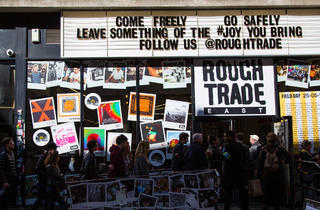 (Pictured: Rough Trade in London)