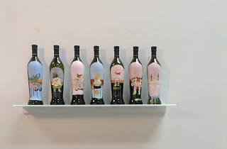 Kim Dingle's Wine Bar for Children at Mister Ling's Market