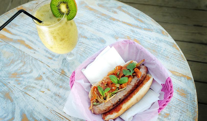 Frankfurts, hot-dogs y butifarras
