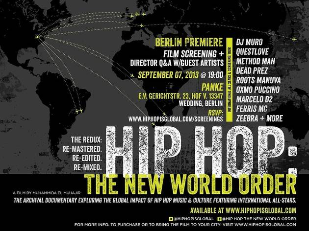Hip Hop: The New World Order, Goethe Institut, Accra, Ghana