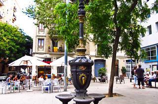 Plaça del Sortidor