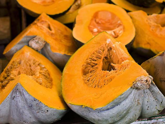 Autumn's Supermarket Secrets