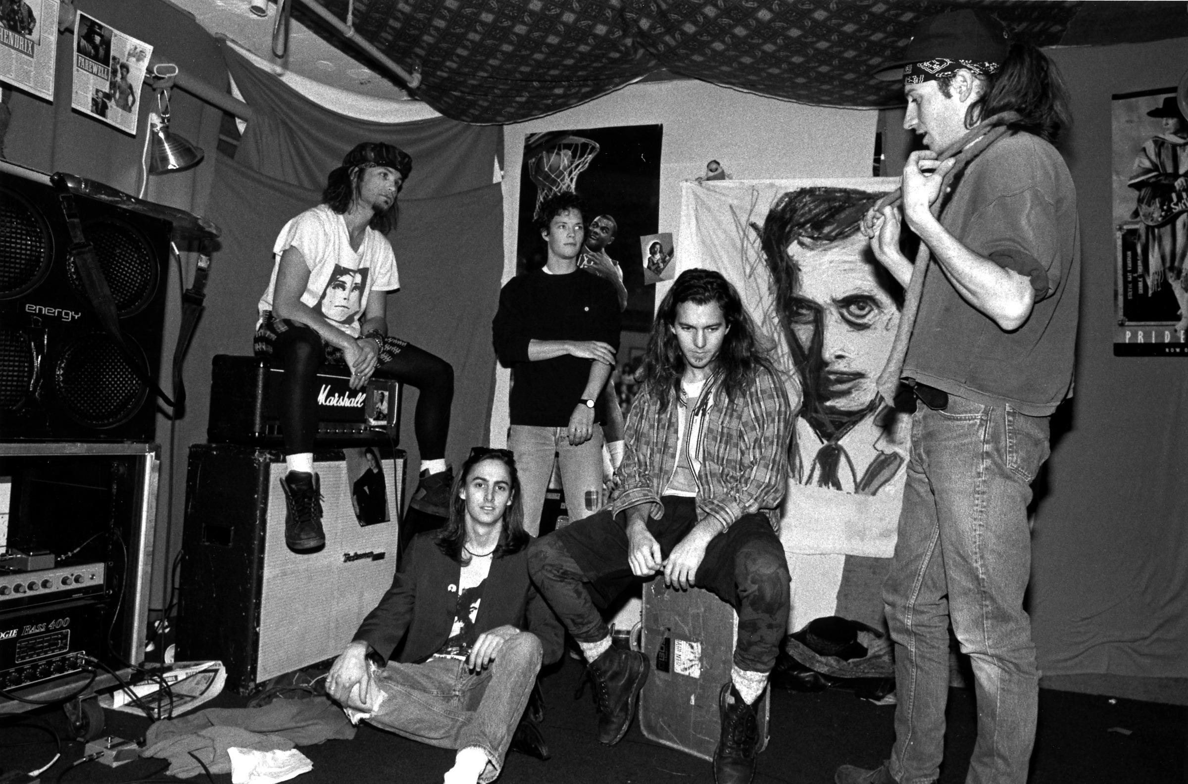 10 pépites signées Pearl Jam