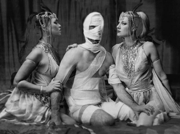 Curse of the Mummy: A Halloween Party at the McKittrick Hotel