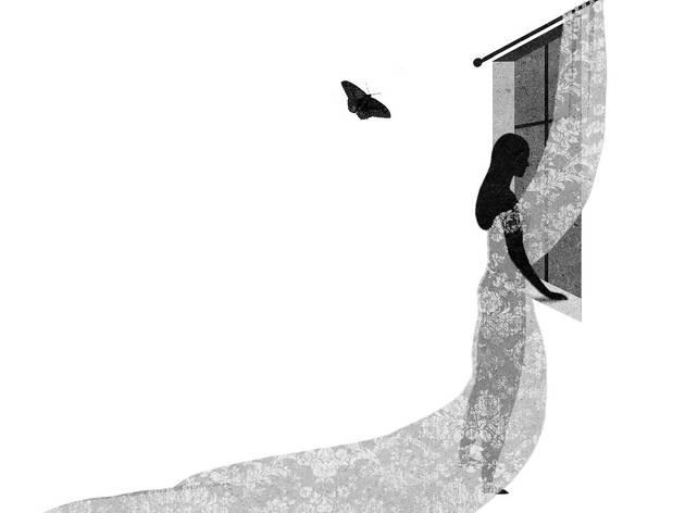 Detalle de ilustración (Foto: Alfredo Mora)
