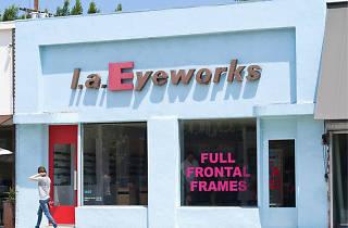 LA Eyeworks Sale