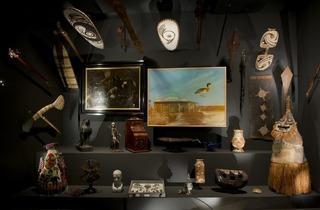 (Théâtre du monde, vue de l'exposition ©DR)