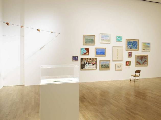 Paul Thek (Exhibition view)