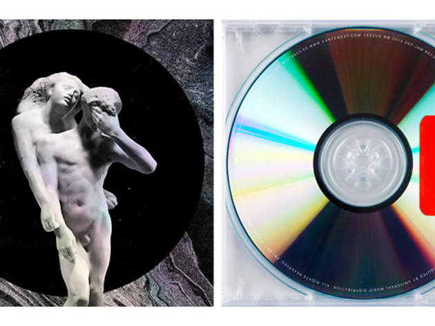 <em>Reflektor</em> by Arcade Fire / <em>Yeezus</em> by Kanye West