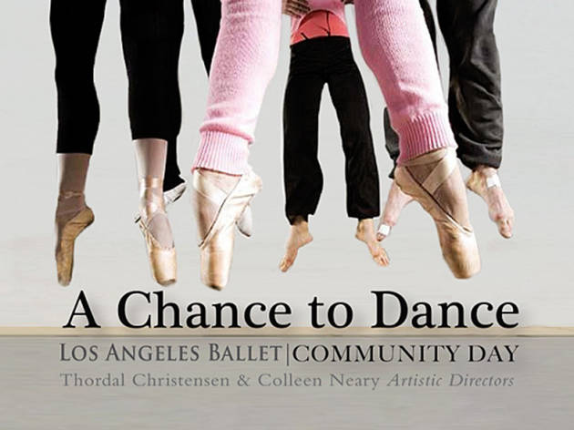 A Chance to Dance Community Day