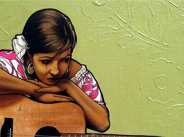 La Llorana by Johnny Quintana.