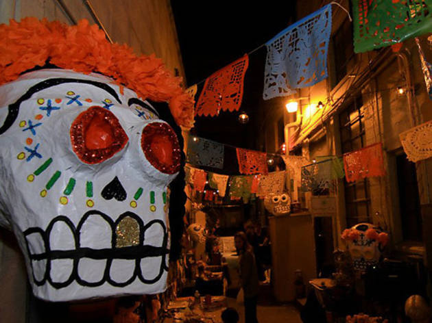 Dia de los Muertos at the Pasadena Playhouse