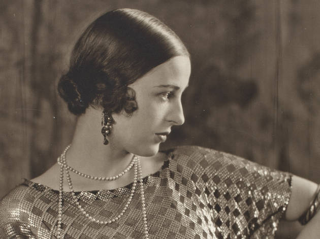 Talk of the Town: Portraits by Edward Steichen from the Hollander Collection