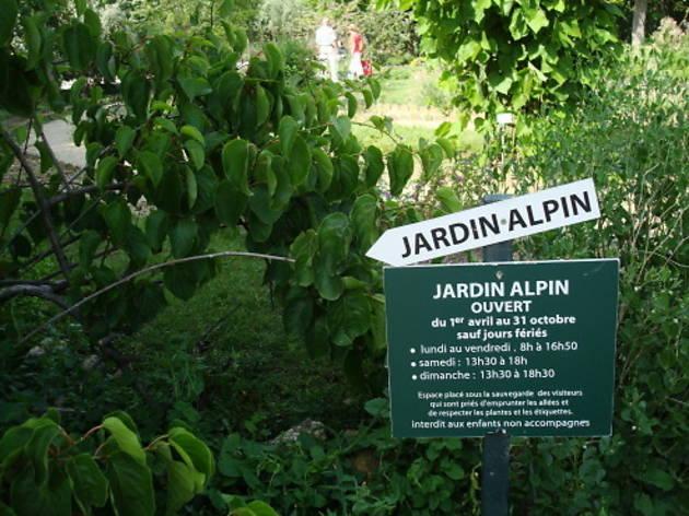Secret parks