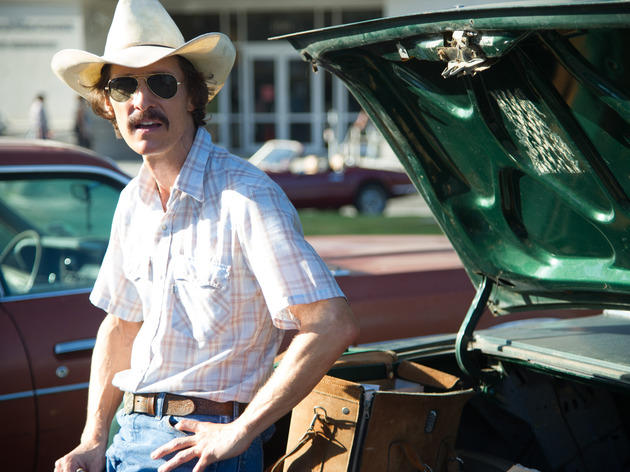 Dallas Buyers Club: movie review