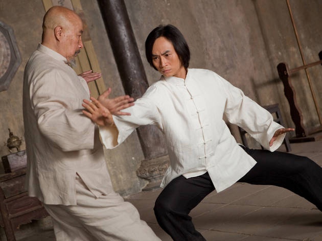 Man of Tai Chi: movie review