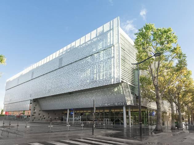 C'était la première séance à l'UGC Paris 19
