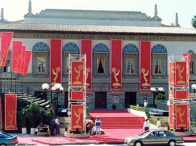Pasadena Civic Auditorium.