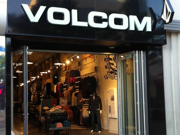 Volcom Store Opening