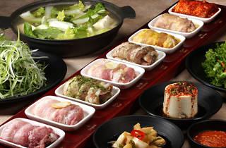 koreatown, korean bbq, palsaik