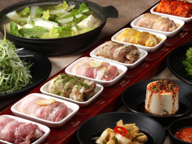 K Town S Best Korean Bbq Restaurants Koreatown