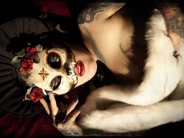 !Badass! Burlesque: Dia de los Muertos