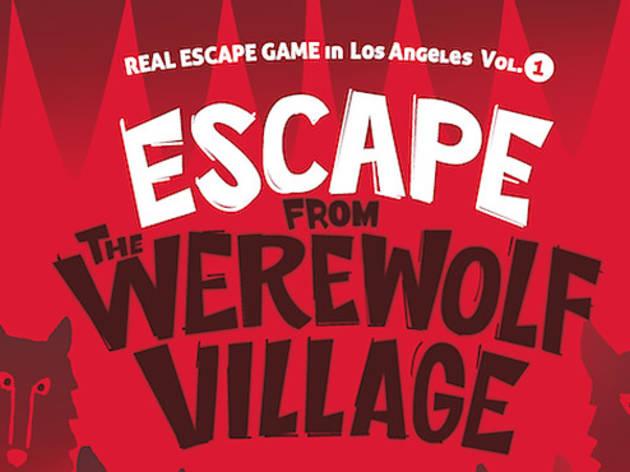 Escape from the Werewolf Village