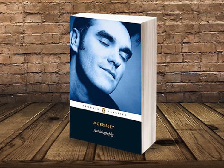 Autobiografía, de Morrissey