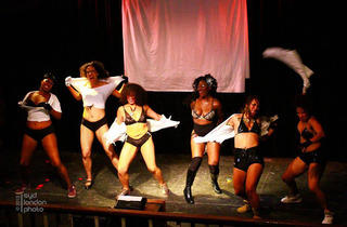 Brown Girls Burlesque Presents It Don't Matter If You're Black or White: The Thriller Edition