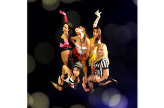 Burlesque Bikini Productions Presents Naughty Night Out