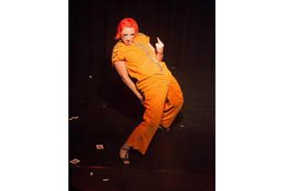 Orange Is the New Burlesque
