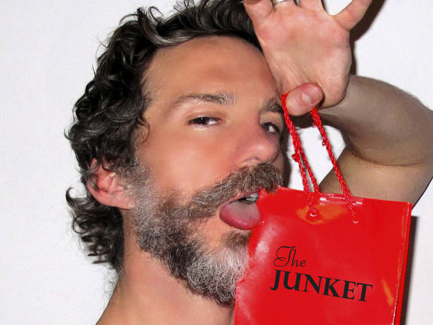 Mike Albo: The Junket