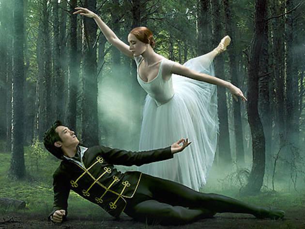 """Royal New Zealand Ballet presents """"Giselle"""""""