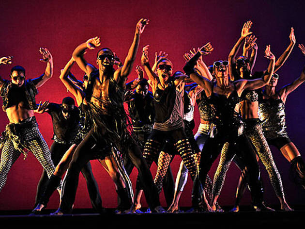 James Brown: Get On The Good Foot, A Celebration In Dance