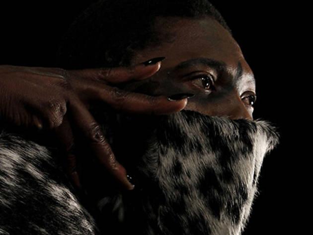 Image caption: Gregory Maqoma/Vuyani Dance Theatre
