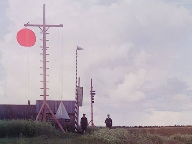 ( Tour de signal à Boukovo, photographie de Procoudine-Gorsky / © Procoudine-Gorsky/Bibliothèque du Congrès Washington)