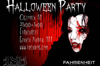 American Society Halloween Party