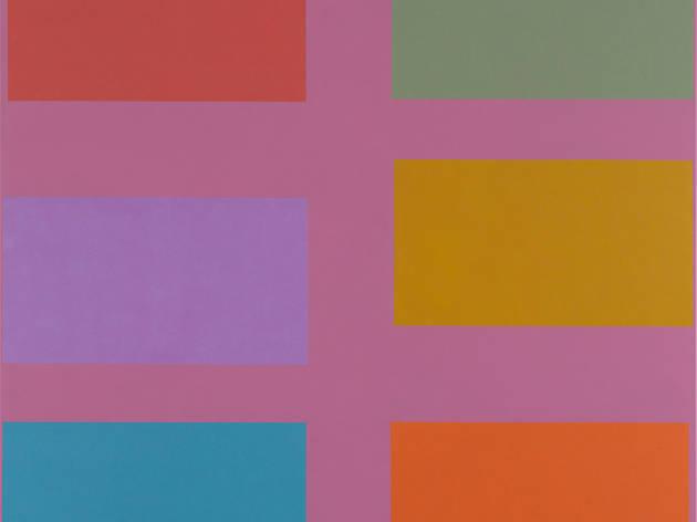 Jon Thompson: Simple Paintings