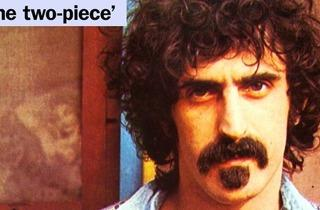 3. Frank Zappa