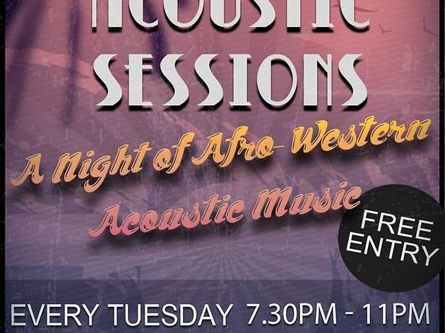Acoustic Sessions, Venus, Accra, Ghana