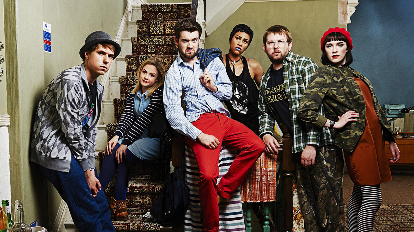 'Fresh Meat': cast interviews